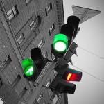 Новые светофоры в Москве